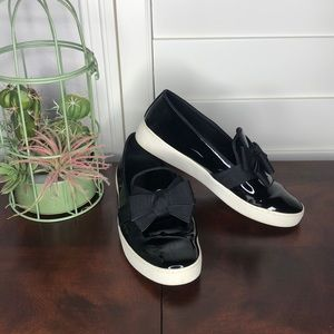 Michael Kors Val Bow Sneakers Size 7.5